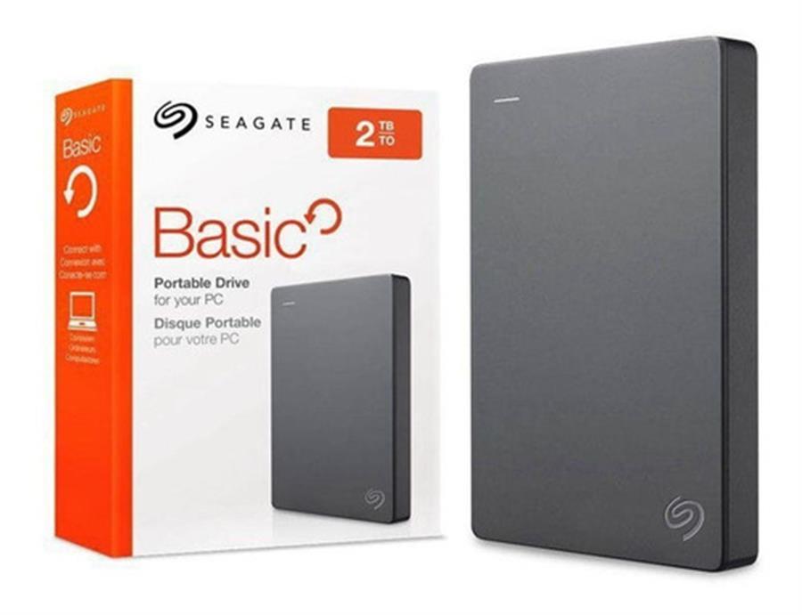 DISCO EXTERNO 2TB PC/PS4 - SEAGATE BASIC 3.0